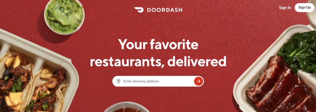 DoorDash vs. Grubhub comparison